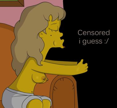 Simpsons - Darcy censored1 by 2ndChainMale