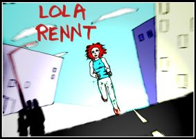 Lola Rennt by swineandroses