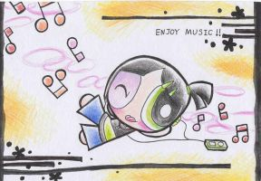 I like Music by Yang-Mei