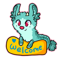 Welcome! by SorbetBerry