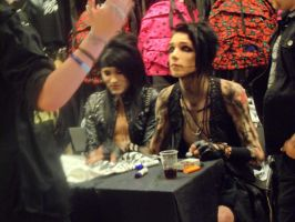 black veil brides by samumur