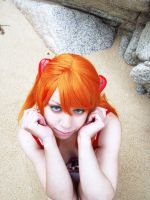 Asuka Swimsuit second chance by misatomireille