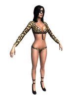 Alpha Protocol - Lazlo girl 2 by deant01