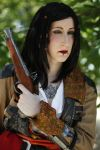 Mary Read - Scar by PyodeKantra