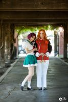Ball and Chain - Revolutionary Girl Utena by Mostflogged