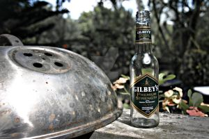 Gilbey's by dae-mon1