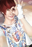 KISSeop by Little-Miss-RiikoRed