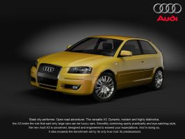 AUDI A3 by masvaley