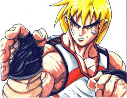 ken masters by trunks24