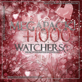 ~#MegaPack{+1000watchers} by PerfectStarlight