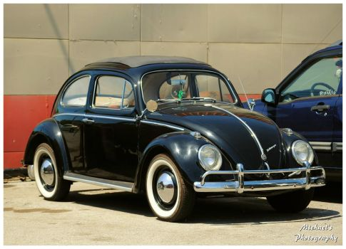 A Nice Classic VW Beetle by TheMan268