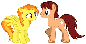 Me and Spitfire by DinobotEd