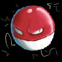 Voltorb by Py-Bun