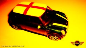 Mini Cooper by aash
