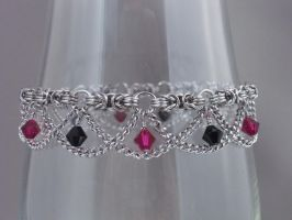 Custom anklet by Pharewings