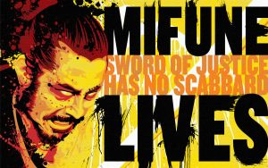 MIFUNE LIVES by pseudo-manitou