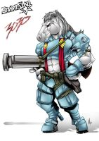 3030 .:Bravestarr:. BA by bigMdesign