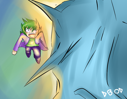 Spike could do that?! by DinoBirdOfDoom