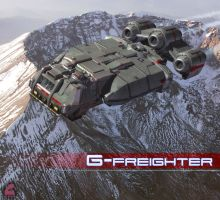 G-Freighter by RobCaswell