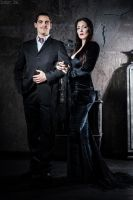Addams family by Cyberdream