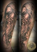1 session wizzard in prog. by 2Face-Tattoo
