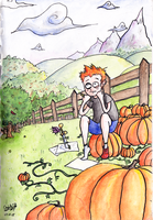 Pumpkin Patch Kid by oogle-the-odd