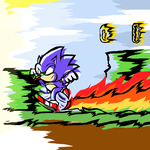 Sonic: Faster than sound by metalliccookies