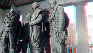 Bomber Command Memorial 3D by ggeudraco