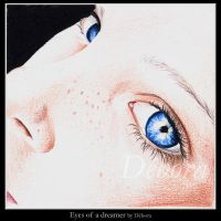 .Eyes of a dreamer. by nabey