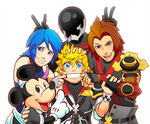 KHBBS NA RELEASE DATE PARTAY by rasenth