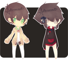 [//Reduced Price!!] Sweater Adopts! by Asterranaut