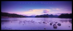 Derwent Water by geckokid