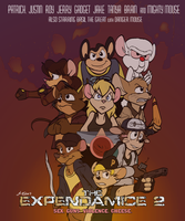 The Expendamice II by AaronsArtStuff