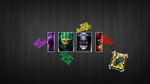 Kick-Ass Wallpaper by jcm-amorim