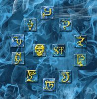 Mage the Awakening Icons by Anararion