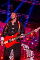 Zoltan Bathory Five Finger Death Punch by JaredWingate