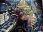 spider's Piano Concerto by permanentlow