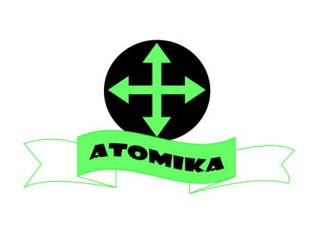 Atomika Logo by AbstractMentality