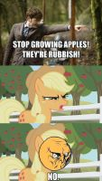 Applejack 3 by daddius