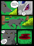 Lab Wolf Chapter 3 page 4 by Archerionwolf