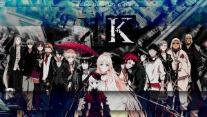 Project K//HD Wallpaper by Syaoran-SuzakuLuver