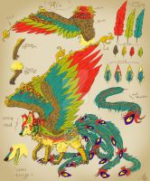 simurgh ref by Aibyou