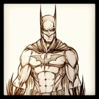 Dark Knight by MetaWorks
