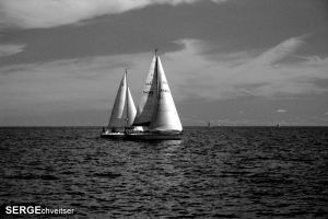 Smooth Sailing by serge300d