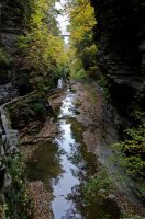 Ithaca in the Fall stock 025 by FairieGoodMother