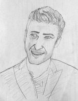 Sketch Likeness 2 : Justin Timberlake by flitlog