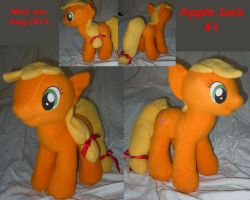Apple Jack #1 FOR SALE by LilWolfStudios