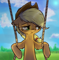 On the swing by SupLoLNope