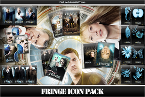 Fringe Icon Pack by FirstLine1