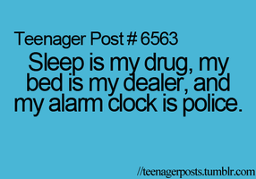 TEENAGER POST by BVBARMY88